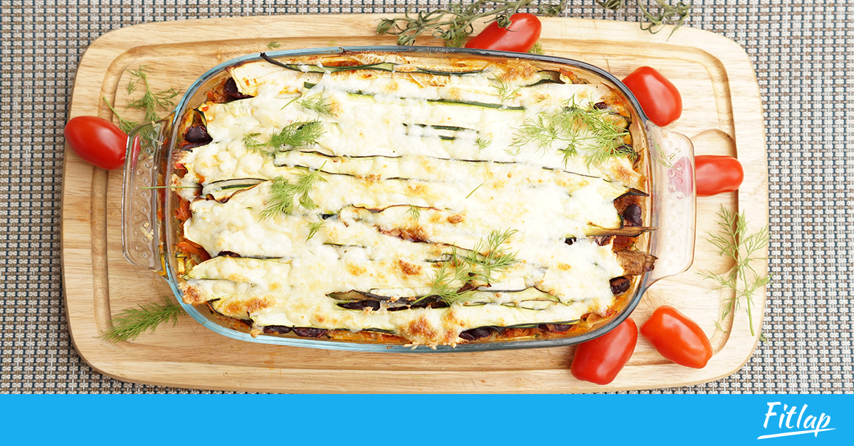 Zucchini Lasagne Out of Heaven