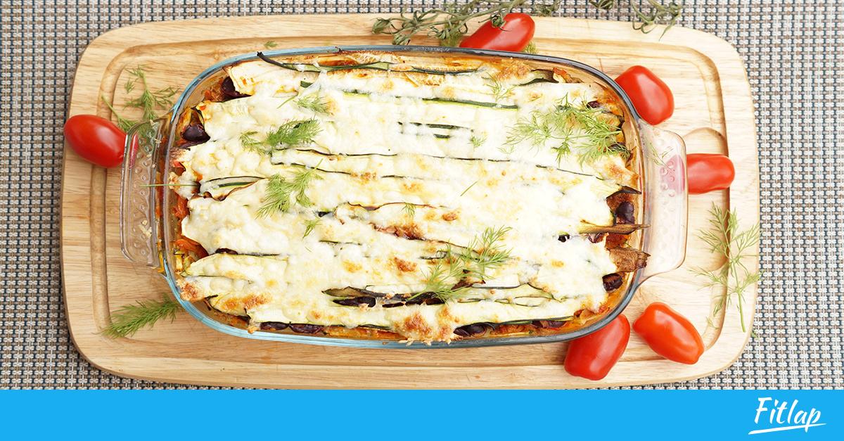 Zucchini Lasagne Out of Heaven